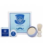 The Handmade Soap Company Real Men's Shaving Kit