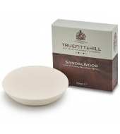 Truefitt & Hill raseerimisseep Sandalwood refill 99g