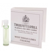Truefitt & Hill EdC tester West Indian Limes 1.5ml