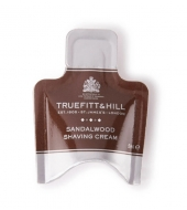 Truefitt & Hill Тестер крема для бритья Sandalwood 5ml