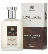 Truefitt & Hill Eau de Cologne Sandalwood 100ml