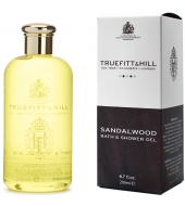 Truefitt & Hill Bath and Shower Gel Sandalwood 200ml
