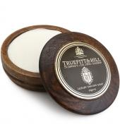 Truefitt & Hill shaving soap in a wooden bowl Luxury
