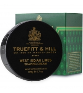 Truefitt & Hill raseerimiskreem West Indian Limes 190g