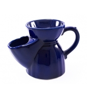 Vulfix Original Shaving Mug Blue