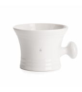 Mühle Shaving crucible, porcelain white