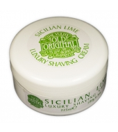 Vulfix Luxury Sicilian Lime Shaving Cream 180g