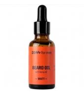 ZEW Beard Oil Matt 30ml