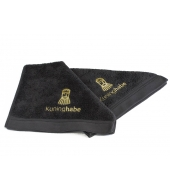 Kuninghabe Hand towel Grey