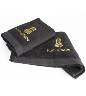 Kuninghabe Shaving towel Grey