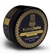 "Kuninghabe мыло для бритья в чаше ""Stronghold"" 80g"