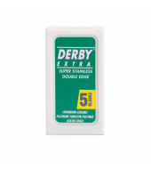 DERBY Extra razor blades- 1 pack