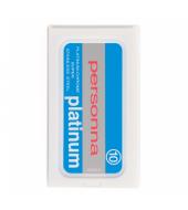 PERSONNA Platinum Chrome Лезвия для бритв 10 шт