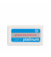 PERSONNA Platinum Chrome žiletiterad
